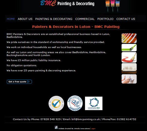 BMC Painting & Decorating