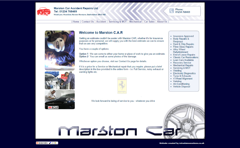 Marston Car & Accident Repair