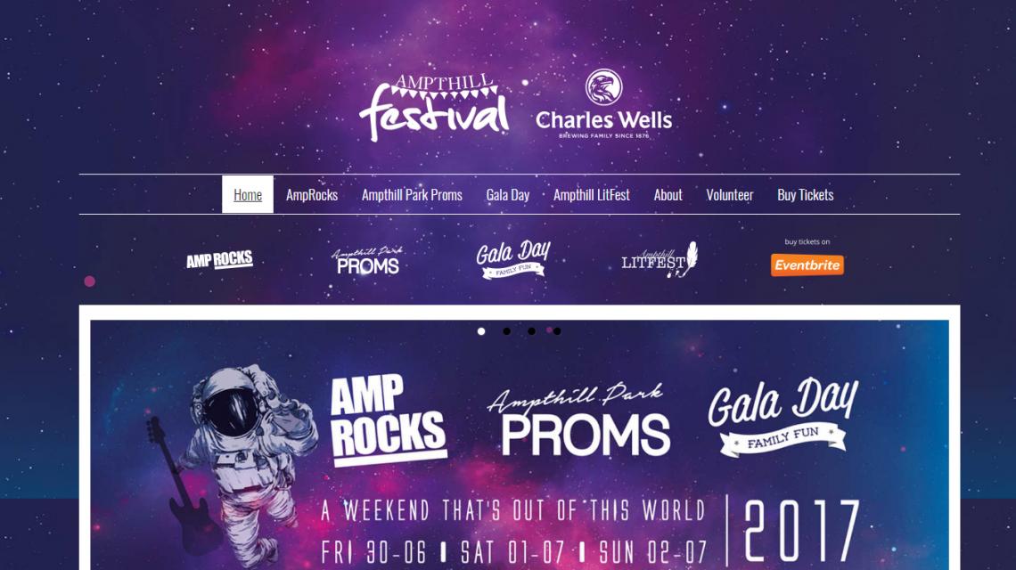 Ampthill Festival Homepage
