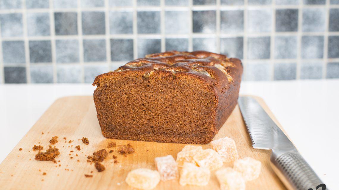 bakeit freefrom ginger cake