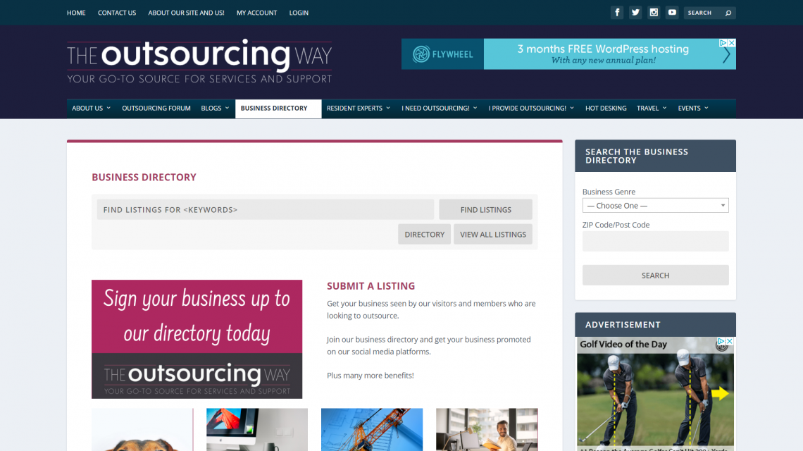The Outsourcing Way