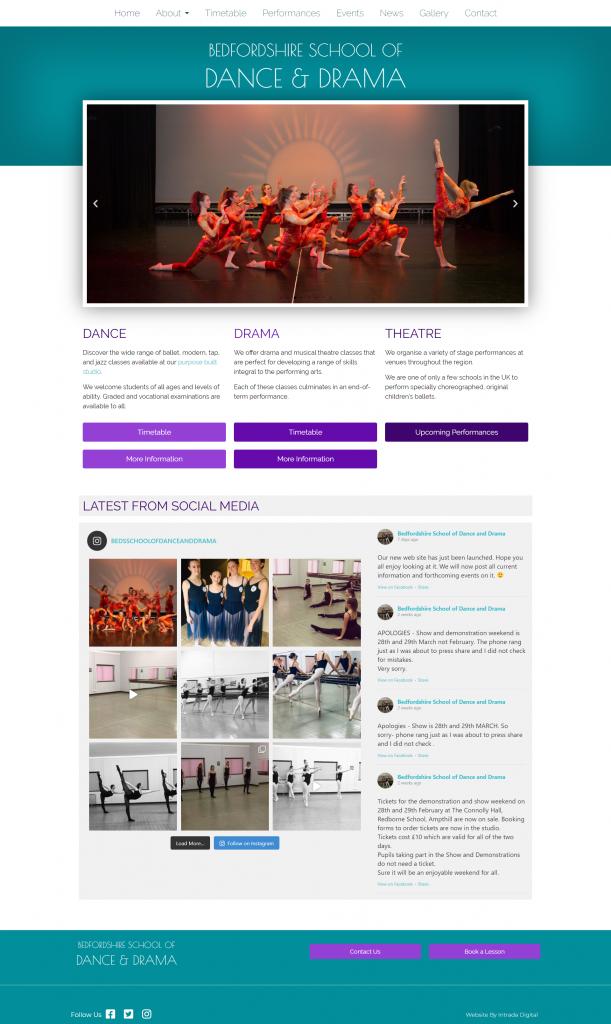 Beds School of Dance