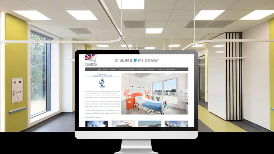Cableflow Website